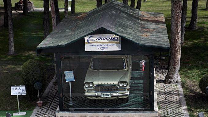 ilk yerli otomobilimiz 57 yasinda
