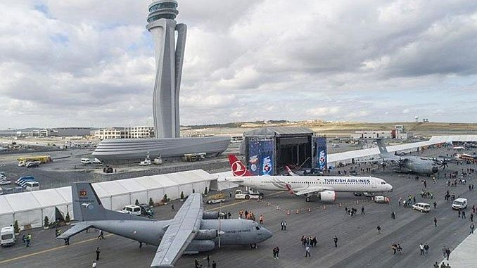 istanbul airport transfer date changed