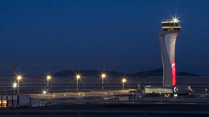 Istanbul airport parking fees have been announced