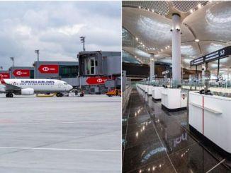 مطار اسطنبول لإغراق 2