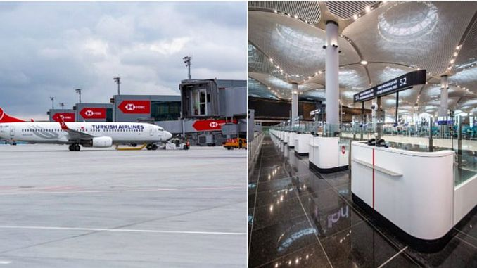 Istanbul airport to flood 2