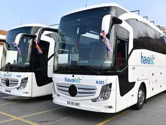 Η Κωνσταντινούπολη εισάγει οχήματα αεροπορικής μεταφοράς στο νέο αεροδρόμιο