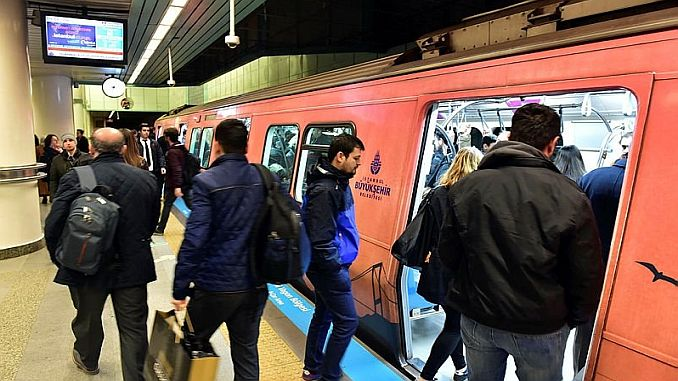 Which metro line will be urgent in Istanbul