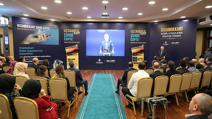 istanbulkartta insufficient remittance warning system was recognized