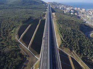 izmir istanbul highway will be more urgent