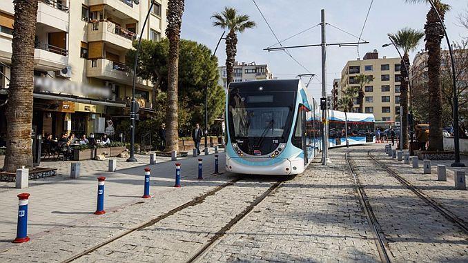 quality certificate to izmir tramway