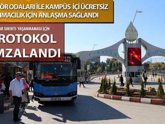 Pristup autobusu i autobusu do kampusa bio je odobren