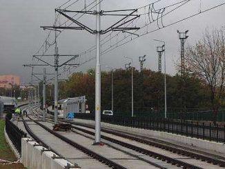 samsun лека железопътна линия достигна ому кампус 1