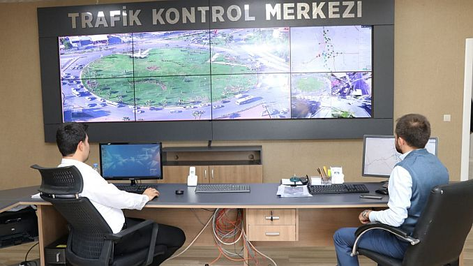 sanliurfa traffic will be controlled from this center