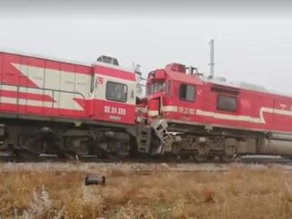 wrecked passenger train train with passenger train 10 injured
