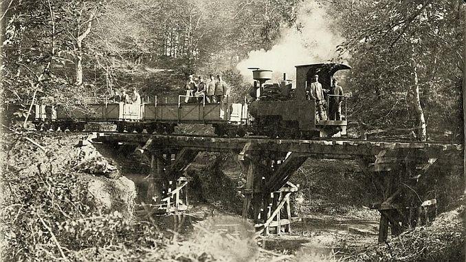 ऐतिहासिक रेलवे