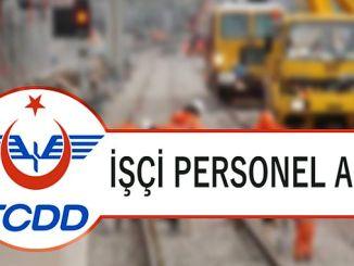 tcdd 157 isci personel alim ilani yayimlandi