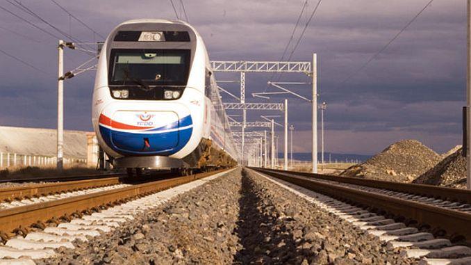 trabzon's railway project