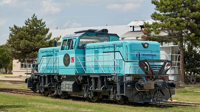turkey hybrid locomotive was the fourth national dunyada