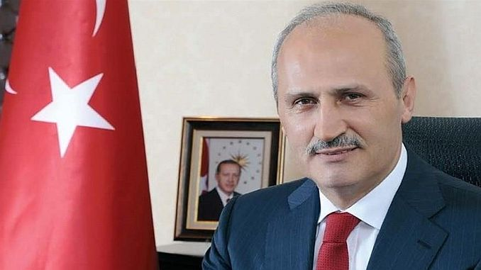 turkey will have reached my international corridors