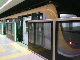 turkiyenin ilk surucusuz metrosunun 2 etabi uskudar cekmekoy hatti acildi