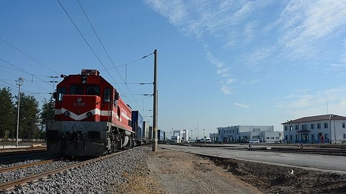 turkoglu logistics center activates heroism industry will make revolution