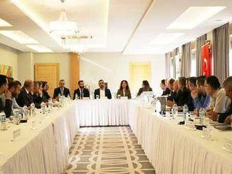 छात्रवृत्ति पर आयोजित बर्खास्त व्यापार आयोग 13 बैठक