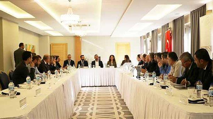 tursid business commission 13 meeting held on scholarship