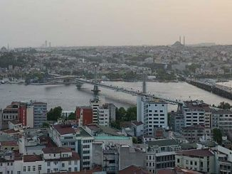 unkapani galata and halic metro tracks will be on the sea traffic tonight