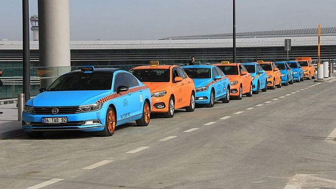New airport to go by taxi