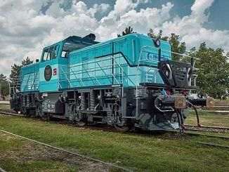 Design von inländischen und nationalen Hybridlokomotiven