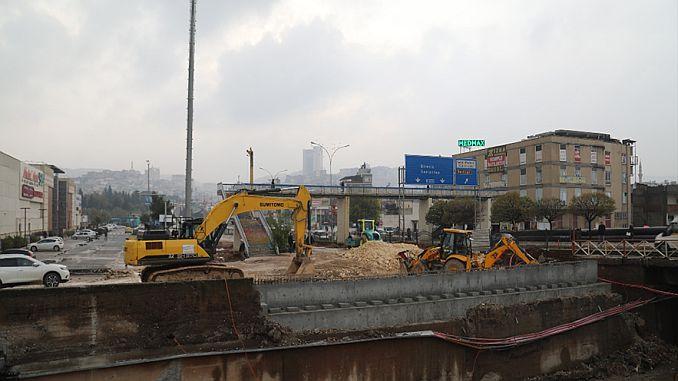Karakoyun Viaduct and Bridge Interlock