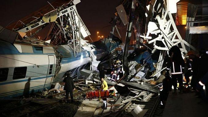 ankara chpli sertel will be closed for this train accident
