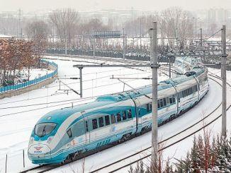 ankara sincan arasi trenlerin hizina kaza duzenlemesi