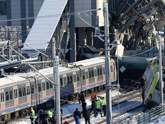 תאונת רכבת מהירה