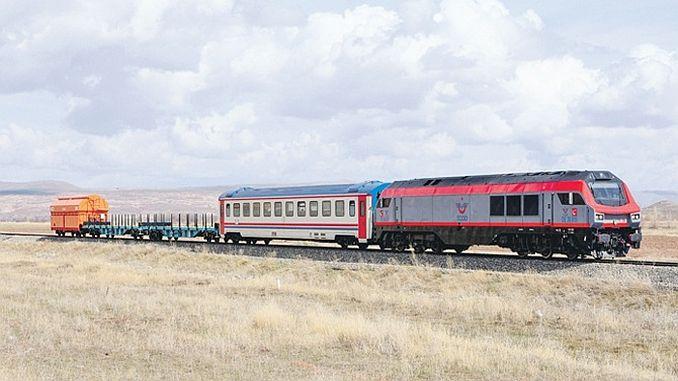 Baku-Tbilisi-Kars railway wagons turkey and azerbaijan partners to produce 1