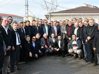 otobüsçü के लोगों के लिए एक और विशेष थाली सुसमाचार के मन से साहिन