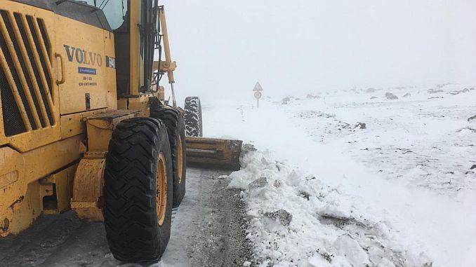 bursada снегов начались бои