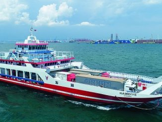 discount up to 50 on the ferry line
