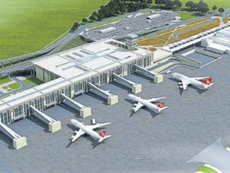 gaziantep havalimani yeni teminal binasi 2020 yilinda hizmete girecek