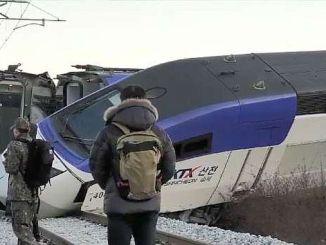 high-speed train rails