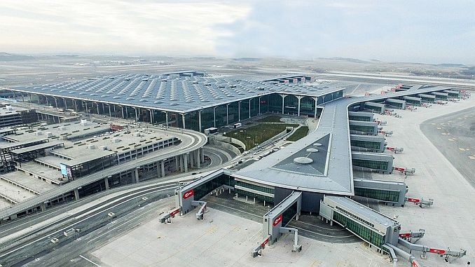 transport to Istanbul airport will be gradual