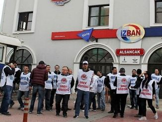 Employers' raise offer increased on 17 day of izban strike