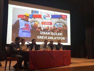izban workers met with izmir people