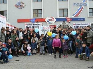 Die Beschäftigten von Izban und U-Bahnen fanden jährlich im Streikgebiet 1 statt