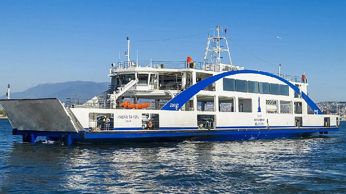 In 2020, two more cars come in the ferry