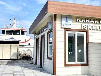 ferry service from quarantine starts