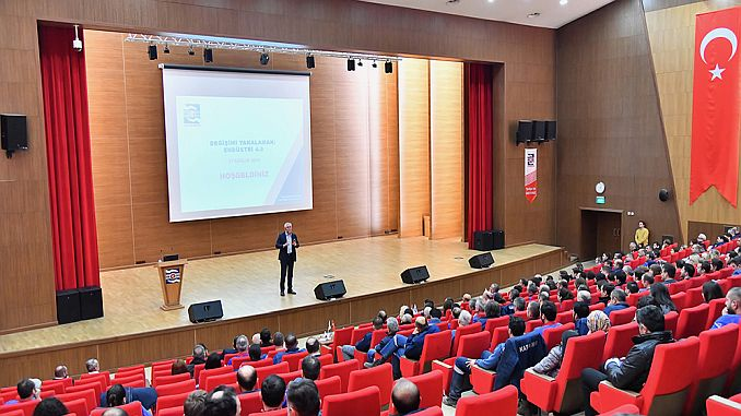 The training seminar was organized at the Kardamir Industrial 4 0