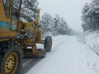 alarma de nieve manisada