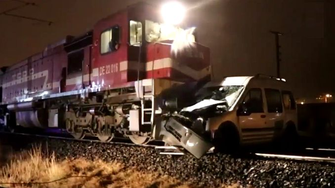 nigdede catastrophe train crash 1 1 wounded 1