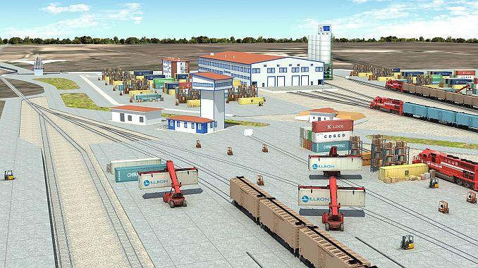 færdiggørelse af manglerne på palandoken logistikcenter