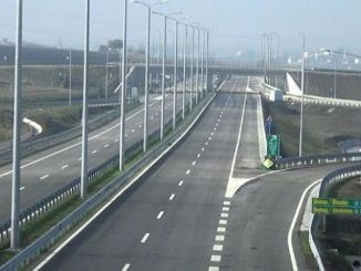 pristine uskup motorway