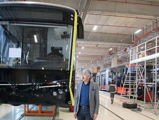 sanliurfada trambus project 2 will serve lagged month