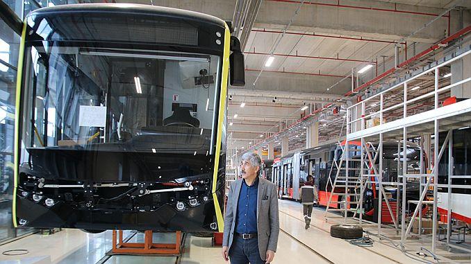 Проект санлюрфада trambus 2 прослужить відсталий місяць