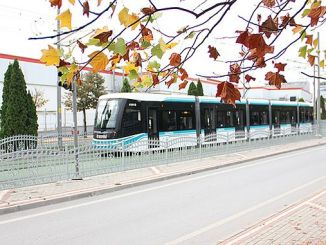 sekapark सबवे ट्राम लाइन 6 नया वाहन